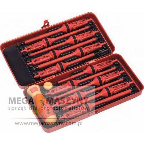 FELO Zestaw izolowany 12 kling E-Smart - produkt z kategorii- Zestawy narzędzi ręcznych