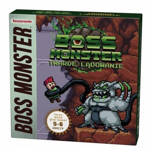Dodatek 2 boss monster - twarde lądowanie marki Trefl kraków