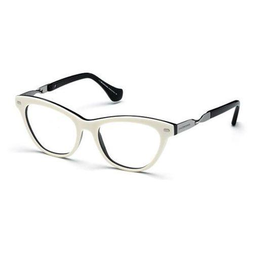 Okulary korekcyjne ba5015 024 marki Balenciaga