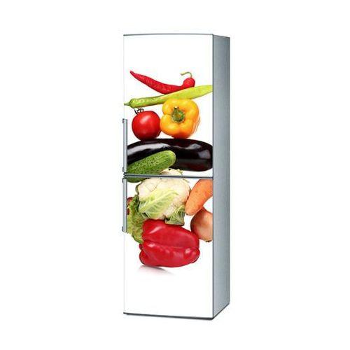 Stikero Mata magnetyczna na lodówkę - chrupiące warzywa 4278