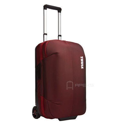 """Thule subterra carry-on 55cm/22"""" walizka kabinowa / torba podróżna podręczna / czerwona - ember"""