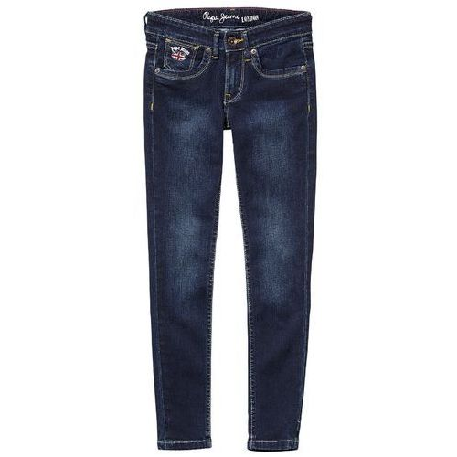 Pepe jeans pau jeansy slim fit denim