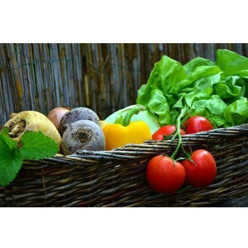 Obraz warzywa w koszyku wiklinowym FP 1030 P