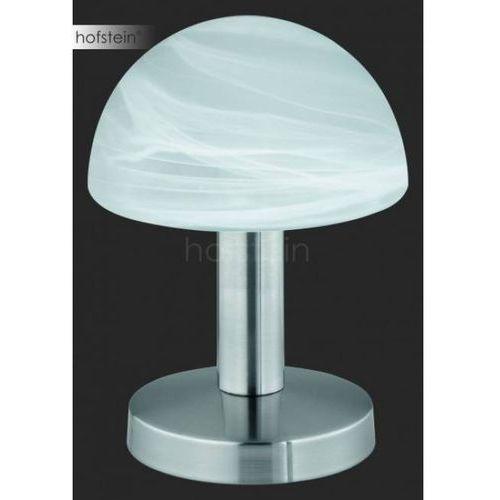 Trio 5990 lampa stołowa Nikiel matowy, 1-punktowy - Dworek - Obszar wewnętrzny - FYNN - Czas dostawy: od 3-6 dni roboczych (4017807195965)