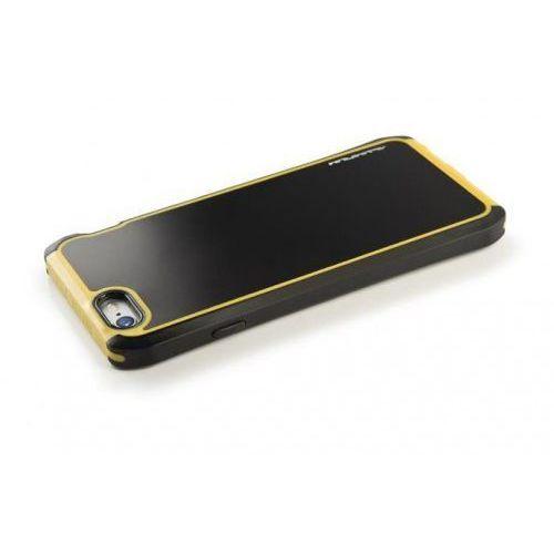 Itskins Etui  fusion alu core do iphone 6 czarno-żółty (4894465456443)