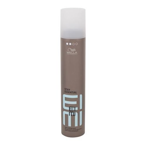 Wella professionals eimi stay essential lakier do włosów soft hold level 2 (formulated to help protect hair from the effects of humidity, uv and heat)