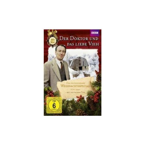 Der Doktor und das liebe Vieh - Weihnachtsspecial 1990, 1 DVD