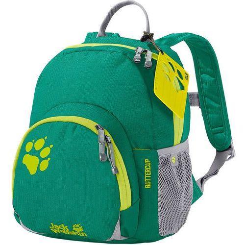buttercup plecak dzieci zielony 2018 plecaki szkolne i turystyczne marki Jack wolfskin