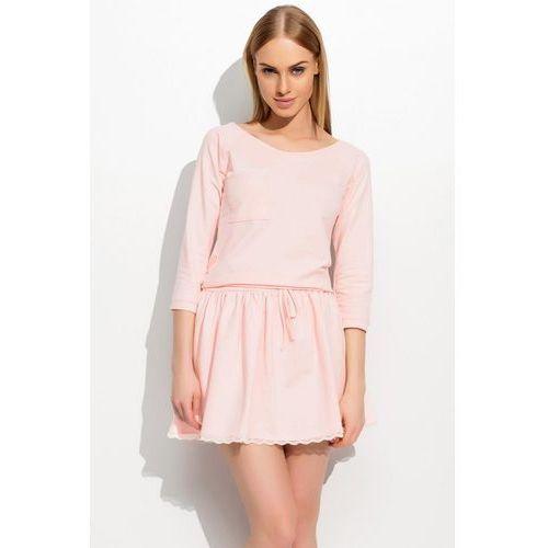 Sukienka Model M314 Powder Pink