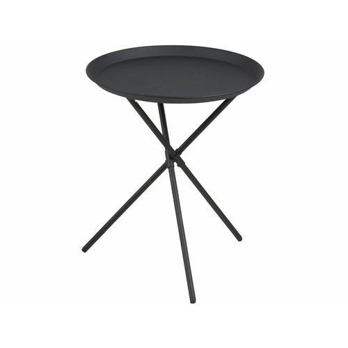 ACTONA stolik kawowy CLIPSTON czarny - metal, 0000068815 (11876998)