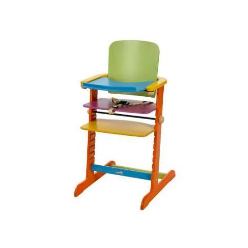 krzesełko do karmienia family (2335) funny marki Geuther