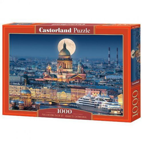 Castor Puzzle1000 st.isaac's cathedral