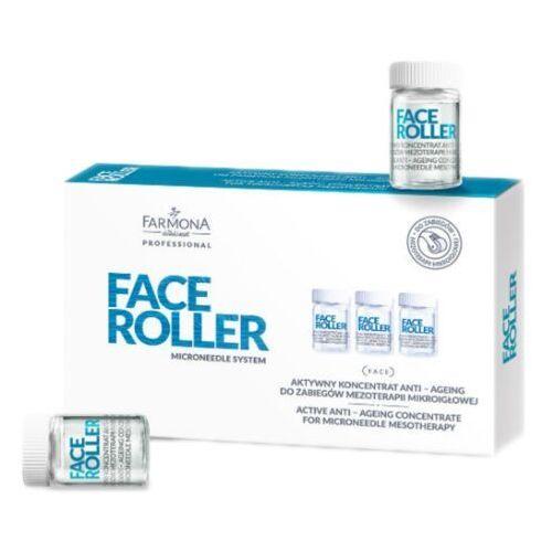Farmona FACE ROLLER Aktywny koncentrat anti-ageing do zabiegów mezoterapii mikroigłowej
