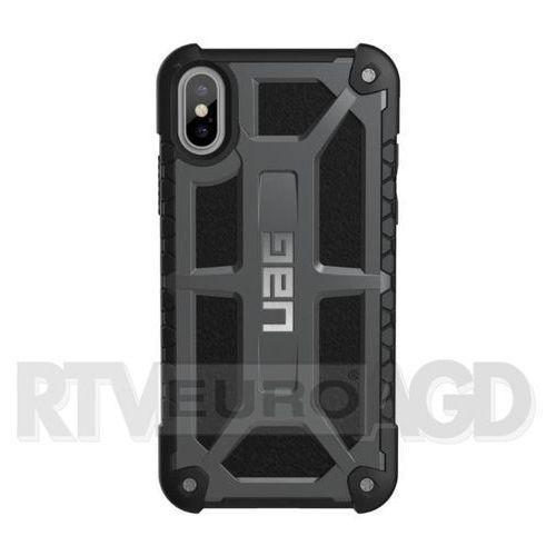 UAG Monarch Case iPhone X (grafitowy)
