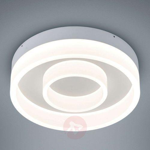 liv lampa sufitowa led siwy, 1-punktowy - 3780 lumenów - nowoczesny - obszar wewnętrzny - liv - 3000 kelwin marki Helestra