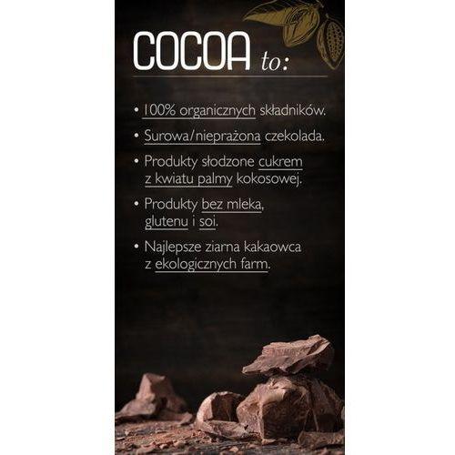 Orzechy nerkowca w czekoladzie kokosowej bio 70 g -  marki Cocoa