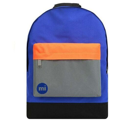 Mi-pac Plecak - classic colour block electric blue/grey (a28) rozmiar: os