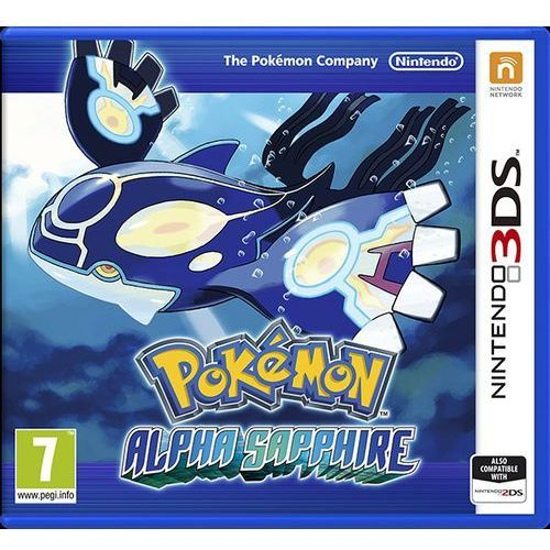 Nintendo Pokemon alpha sapphire (2ds/3ds)