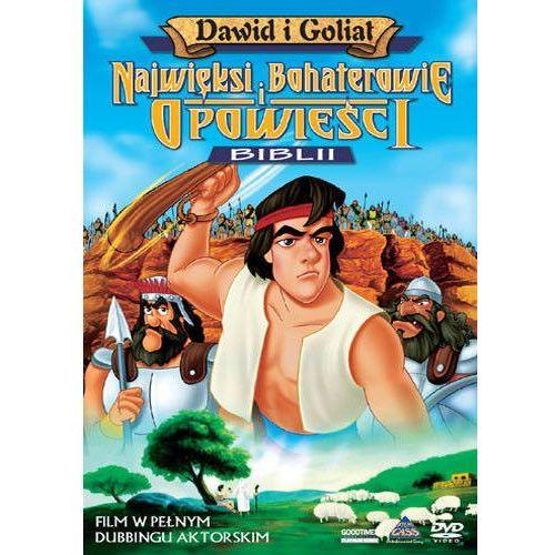 Dawid i goliat - film dvd marki Praca zbiorowa