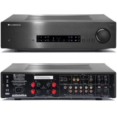 Cambridge Audio CXA80 - Czarny - Czarny