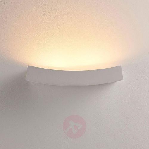 Lampa LED Tiara, oświetlająca ścianę, gipsowa, G9 (4251096535600)