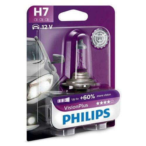 OKAZJA - Philips VisionPlus żarówka samochodowa 12972VPB1