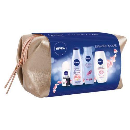 zestaw prezentowy w kosmetyczce cherry pleasure & care 00641 marki Nivea