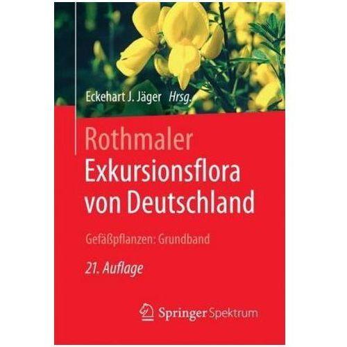 Gefäßpflanzen, Grundband (9783662497074)