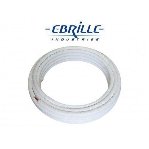 Krąg rury miedzianej w otulinie EBRILSPLIT - 25mb - 1/2cala (12,70mm) (EBR12K)
