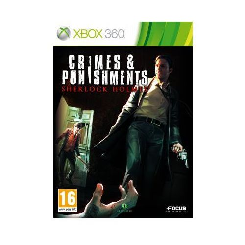 Sherlock Holmes: Crimes and Punishment (Xbox 360)