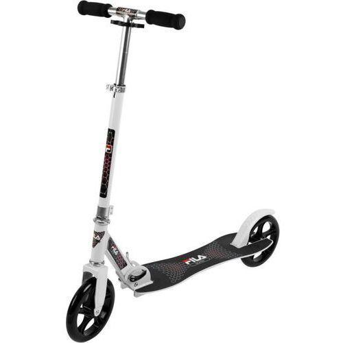 Fila Hulajnoga scooter 200 biało-czarny (8026473385330) - OKAZJE