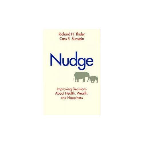 Nudge, Cass R. Sunstein