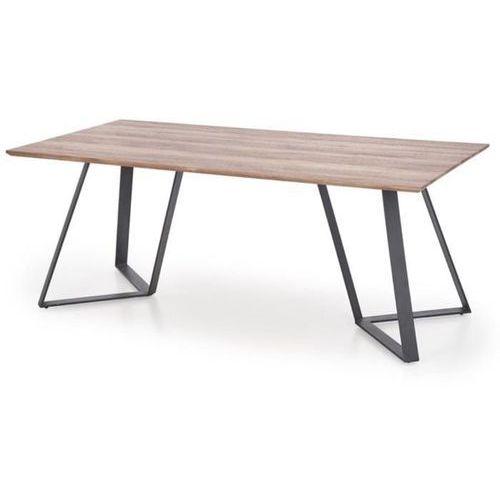 Style furniture Milo stół orzech rustykalny