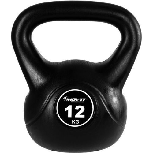 MOVIT® HANTLA KOMPOZYTOWA KULA KETTLEBELL KETLE 12KG - 12 kg (20040372)