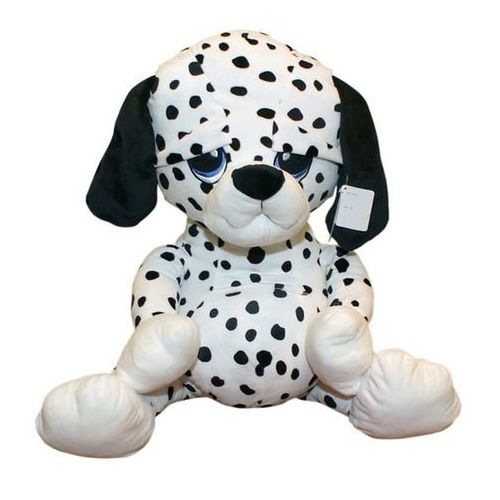 Maskotka Pies Bruno w czarne kropki 45 cm - DARMOWA DOSTAWA OD 250 ZŁ!!, 1_687703