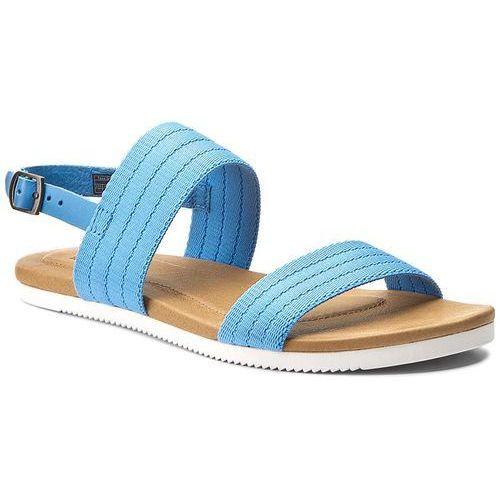 Sandały - w avalina sandal gore 1016129 ceramic blue, Teva, 37-38