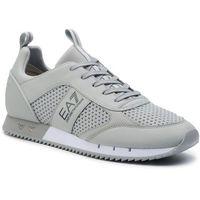 Sneakersy - x8x027 xk050 b003 high rise/navy marki Ea7 emporio armani