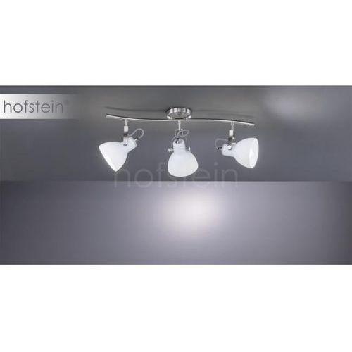 ginelli lampa sufitowa nikiel matowy, 3-punktowe - nowoczesny/przemysłowy - obszar wewnętrzny - ginelli - czas dostawy: od 3-6 dni roboczych marki Trio