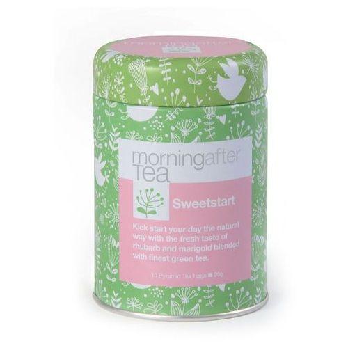 Sweetstart - zielona herbata  z dodatkami - 10x2g marki Vintage teas
