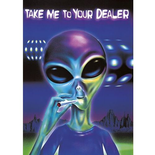 Gb Take me to your dealer - plakat (5028486002221)