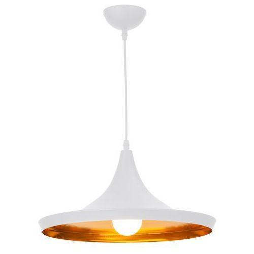 Lampa wisząca sona 1 biały + darmowy transport! marki Light prestige