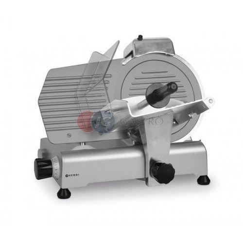 Krajalnica elektryczna z powłoką teflonową śr. noża 250 mm kitchen line 250 210222, marki Hendi