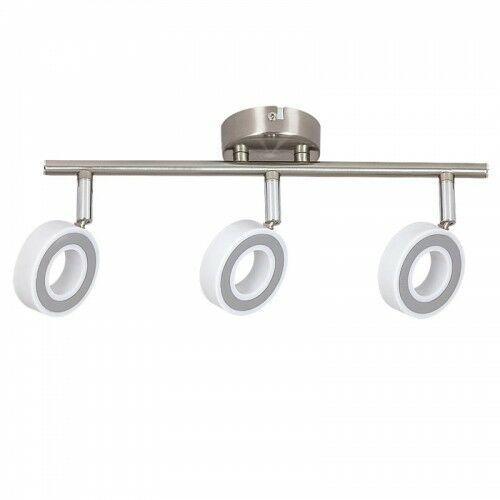 Listwa Rabalux Zora 5941 lampa sufitowa 3x4,5W LED chrom (5998250359410)