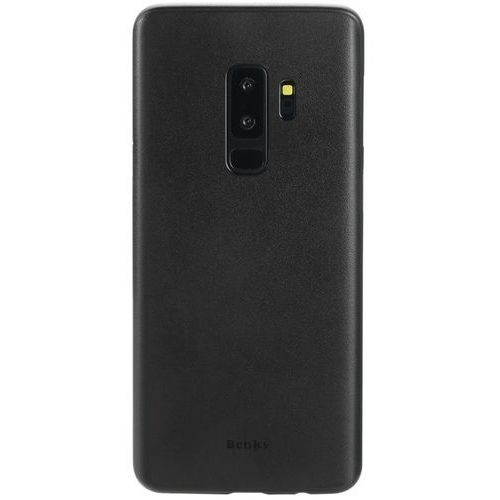 Benks Etui lollipop 0.4mm galaxy s9 plus solid black (6948005944148)