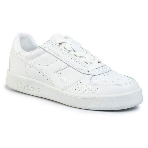 Diadora Sneakersy - b.elite 501.170595 01 c4701 white optical/white prist