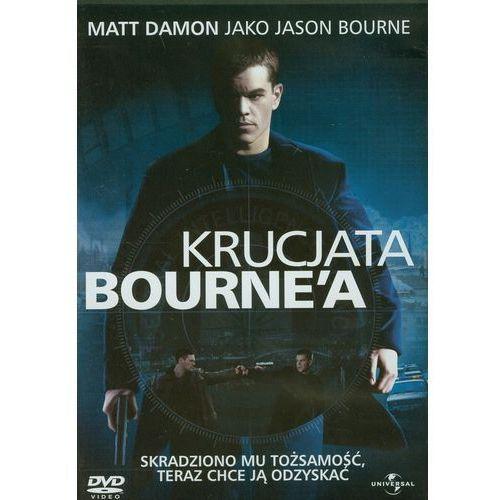 Film TIM FILM STUDIO Krucjata Bourne'a The Bourne Supremacy, towar z kategorii: Filmy przygodowe