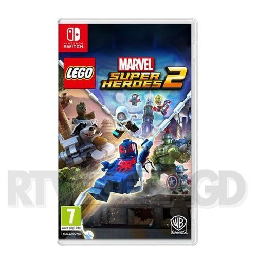 Wb games Lego marvel super heroes 2
