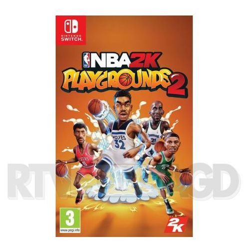NBA 2K Playgrounds 2, KGNSNBAPLAYGR2