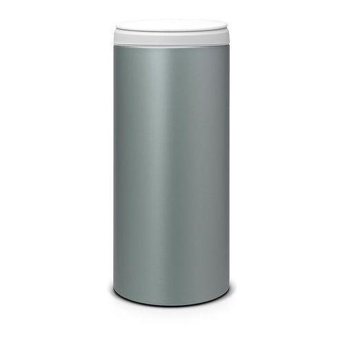 Kosz na śmieci BRABANTIA Flip Bin 106880 / 30 l / stal nierdzewna - sprawdź w wybranym sklepie