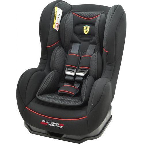 fotelik samochodowy cosmo sp isofix, gt black marki Ferrari